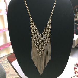 Jewelry - Silver Chainlink-style Necklace